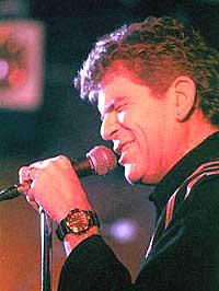 Nazareth-vokalist Dan McCafferty. Foto: Sally Naumko.