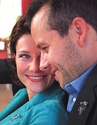 Märtha skal ha barn med Ari, og må avlyse oppdrag. Foto: Guri Dahl, forlaget Press / NTB PLUSS.