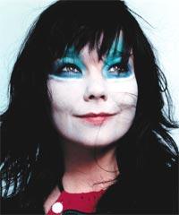 Moren til Björk (bildet) har sultestreiket i tre uker i protest mot et fabrikkanlegg i den vakre islandske naturen. Foto: Universal / NTB PLUSS.