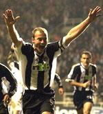 Uten de faste spissene Shearer og Bellamy kan det bli lite Newcastle-jubel i mesterligaen.