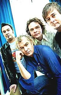 Supermanics slapp debutalbumet mandag. Samme kveld spilte de live i Kveldsåpent, NRK P1. Foto: Espen Hoen Sjølingstad, VG / SCANPIX.