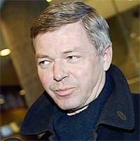 Statsminister Kjell Magne Bondevik. (Scanpix-foto)