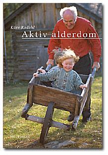 85 år gamle Kåre Rodahl er aktuell med boka Aktiv alderdom - møt ham i NRK P1 søndag 17. november.