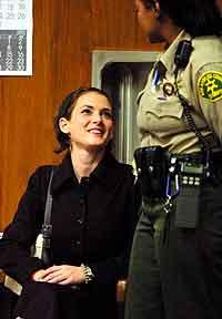 Winona Ryder slipper kanskje fengsel. (Foto: Reuters)