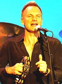 Sting vil ikke ha gjenforening av The Police. Foto: Jon Kopaloff / Getty Images.