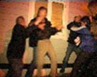 Guttegjengen filmet overfallet på 18-åringen.(illustrasjonsbilde)