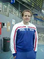 Jac Orie overtok som Gianni Rommes trener etter OL-fadesen i fjor, og har hatt kjempesuksess. (Foto: Kristian Elster)