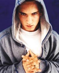 Eminem stakk av med fire priser i Los Angeles mandag kveld. Foto: Promo.
