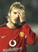 David Beckham (Foto: Allsport)