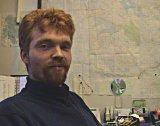 Politibetjent Arnstein Skår. Foto: Gunnar Grimstveit.