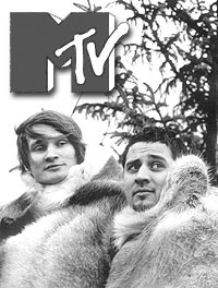 Röyksopp ble nominerte til fire priser under MTV Awards 2002. Foto: Promo.