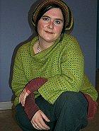 Christine Koht besøkte Åsnes under valgkampen.