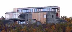 Vinje trekk seg ut av Hardangervidda nasjonalparksenter.
