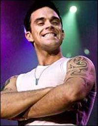 Robbie Williams skal ut på turne, men kjem ikkje til Noreg. Foto: Promo