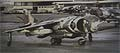 Harrier-flyet som landet i Bardufoss var skadet, fastslår vitner.