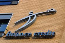 HOVEDKVARTER: Finance Credit Norges hovedkvarter på Sjølyst Plass i Oslo. Selskapet har om lag 70 ansatte i Norge. (Foto Knut Fjeldstad, SCANPIX)
