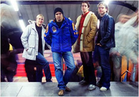 The Label er p1 demo band . Foto: eget