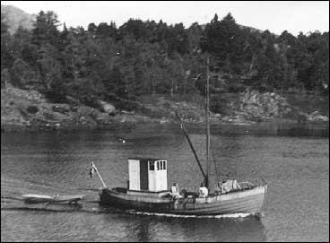 Legebåten