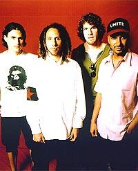 Rage Against The Machine. Foto: Promo.