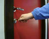 I Gran på Hadeland har de begynt å låse kontordøra på Sosialkontoret