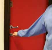 Omsorgsetaten møter dører som er låst.