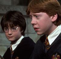 Harry og Ronny er ute på nye eventyr.