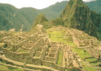 Machu Picchu er i dag en av Latin-Amerikas største turistattraksjoner. Nå håper Argentinerne at La Ciudacita skal bli en like stor magnet som inkasenteret i Peru, 1800 kilometer lenger nord i Andesfjellene.