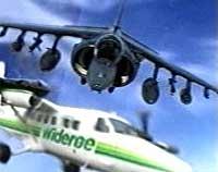Et britisk jagerfly kan ha vært involvert i Mehamn-ulykken?