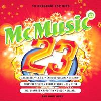 McMusic 23. McMusic tok over omtrent halvparten av markedet da de kom på banen første gang i 1998. Foto: McMusic.