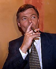 Helseministerens røykeforbud er manglende respekt for mennesker med andre behov, mener Erik Nord. (Illustrasjonsfoto: Aftenposten.)