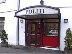 Flekkefjord politistasjon