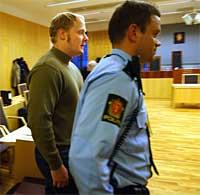Ole Nicolai Kvisler ble funnet skyldig i forsettlig drap (foto: Scanpix/Tor Richardsen).