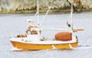 Den savnede båten Brendholm.