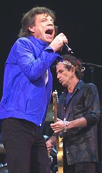 Mick Jagger og resten av bandet hopper over Norge på sommerens turné. Foto: Reuters / SCANPIX.