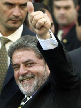 Brasils nyvalgte president Lula da Silva vil gjenreise Mercosur. (Foto: Reuters)