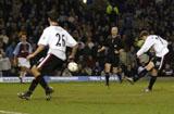 Ole Gunnar Solskjær scoret et spektakulært mål mot Burnley (Foto: Getty Images)