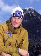 Tor Arne Hetland i Davos (Foto: Erlend Aas/Scanpix)
