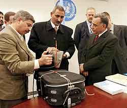 Den irakiske rapporten blir ikke godt mottatt i Storbritannia. (Reuters-foto)