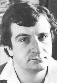 Eirik hadde ikke bilde av seg selv, men Douglas Adams er jo så pen i tøyet, så...