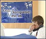Kraftkompaniet Vest la ned virksomheten i desember og kundene ble flyttet over i Viken Energi.