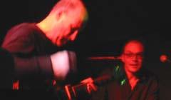 John Scofield er hekta på Bugge. Foto: Erling Wicklund