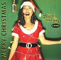 """Toini & The Tomcats er klare med juleplata """"Merry Christmas"""". Foto: Album."""