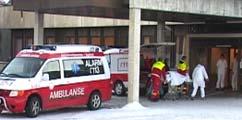 Dalen-kvinnen ventet i sju timer på ambulanse.
