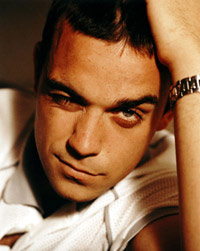 Robbie Williams. Foto: Promo.
