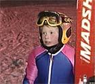 Martin Fløtterud er en av mange unge som er blitt ekstra inspirert etter den siste tidens gode norske resultater i hoppbakken (arkivfoto).