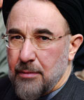 President Mohammad Khatami. (Foto: Getty Images)