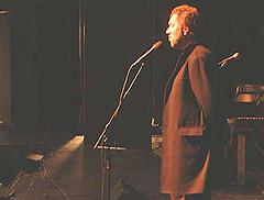 Årets mest solgte norske artist, Bjørn Eidsvåg. Foto: Arne Kristian Gansmo, NRK.