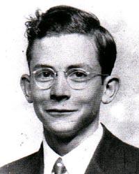 Hank Williams ble avhengig av alkohol i en alder av 15 år. Her er han 13 år gammel. Foto: Hank Williams Fan Club.