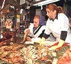 Fisk blir et av temaene i forhandlingene. (Arkivfoto)