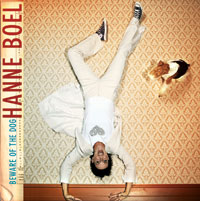 "Hanne Boel-albumet ""Beware of the dog"". Illustrasjon: Albumcover."
